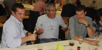 Mr Jacques Warnier fêté dignement